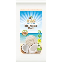 Dr. Goerg Faina din nuca de cocos, fara gluten, 600 gr