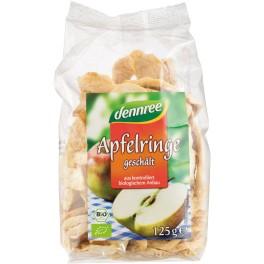 DENNREE Rondele de mere, decojite si uscate, Turcia,