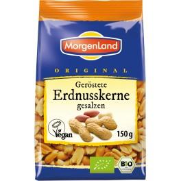 Morgenland Miez de arahide, prajite si sarate, 150