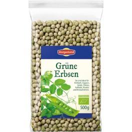 Morgenland mazare verde, 500 gr
