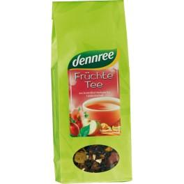 DENNREE Ceai cu fructe 100 grame ambalaj