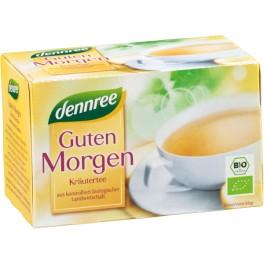 "DENNREE Ceai ""buna dimineata"", 1,5 gr, 20 pliculete"
