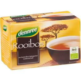 DENNREE Ceai Rooibos, 1,5 gr, 20 pliculete