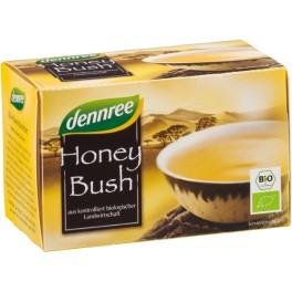 DENNREE Ceai de Honeybush (Cyclopia), 1,5 gr, 20 pliculete