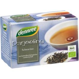 DENNREE Darjeeling ceai negru, 1,5 gr, 20 pliculete
