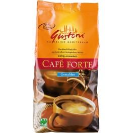 Gustoni Cafe forte, puternic aromata, macinata