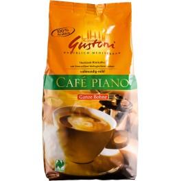 Gustoni Cafe piano, boabe intregi, pachet de 1 kg