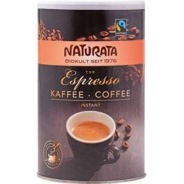 Boabe de cafea espresso NATURATA, instant, 100 gr