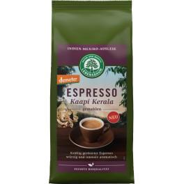 Lebensb Espresso Kaapi Kerala, macinat, demeter