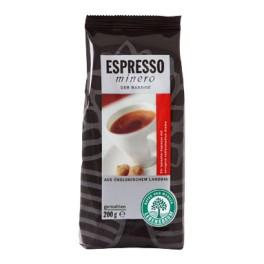 Lebensb Espresso Minero, macinat, pachet de 250 gr