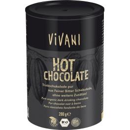 Ciocolata calda Vivani, ciocolata rasa