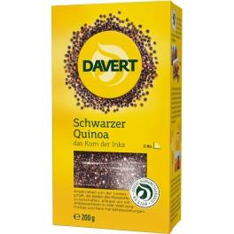 Davert Quinoa neagra, 200 gr