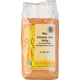 Nestelberger produse naturale - linte rosie, 500 gr
