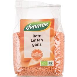 Linte rosie DENNREE, 500 grame pack