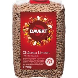 Davert Linte Chateau, 500 grame ambalaj