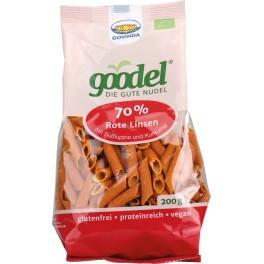 Govinda Goodel linte rosie si lupin, 200 grame ambalaj