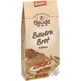 Paine taraneasca Bauck Hof, faina integrala, 500 grame de ambalaj