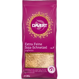 Davert soia extrafina Schnetzel, 200 grame