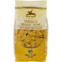 Alce Nero Paste Farfalle, 500 grame pack