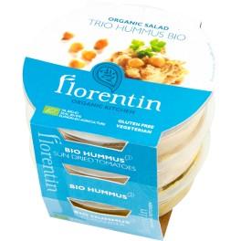 Florentin Humus Trio, 240 grame ambalaj 3 * 80 gr