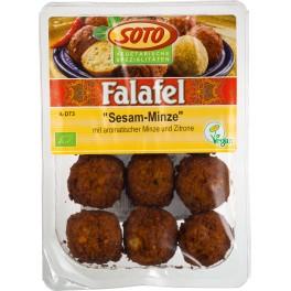Soto falafel - bilute cu susan si menta 12 bucata, 220 gr