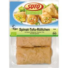 Soto tole din Spanac si Tofu, 4 bucati, pachet de 200 gr