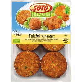 Soto Falafel Oriental, 8 bucata, 220 gr