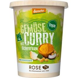 Rose Biomanufaktur vegan curry cu legume, 400 gr
