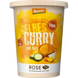 Rose Biomanufaktur Curry galben 400 ml