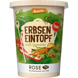 Rose Biomanufaktur supa de mazare 400 gr