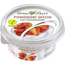 GreenHeart Creme Fraiche Pomodori si Secchi 150 gr