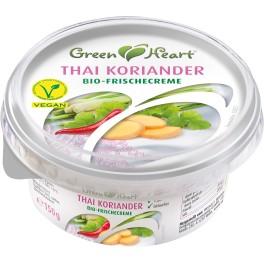 GreenHeart Creme Fraiche Coriandru tailandez 150 gr