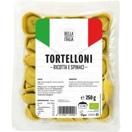 Bella Italia Tortelloni ricotta si spanac 250 gr