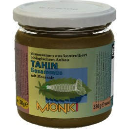 Monki - Tahini cu sare, 330 gr
