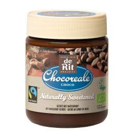 Ciocolata Chocoreale Indulcita in mod natural, 270 gr