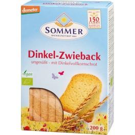 Sommer - Biscuiti cu alac, fara zahar, 200 gr