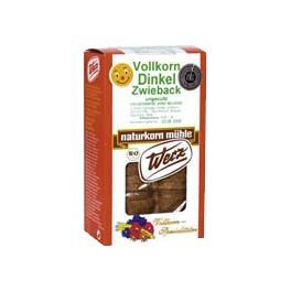 Werz biscuit din alac integral, fara zahar, 175 gr