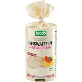 Byodo - Vafe de orez fara sare, 100 gr