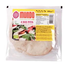 O Mundo Pita alba, 260 grame