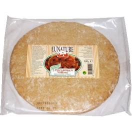 Eunature crusta de pizza din faina integrala, (2 bucati), 300 gr