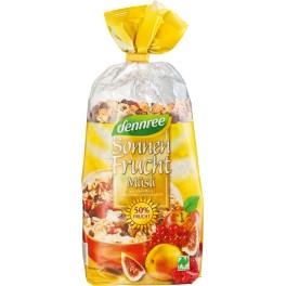 DENNREE Sunfruit Musli, cu 50% fructe,