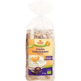 Ciocan Muhle -fara gluten- Terci cu fructe pentru micul dejun