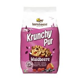 Barnhouse Krunchy Pur - Cereale Crocante cu fructe de padure 375 gr
