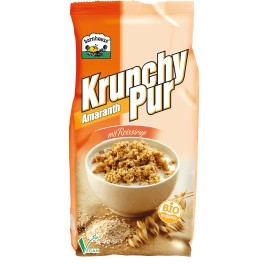 Barnhouse Krunchy Pur - Cereale crocante cu amarant 375 gr