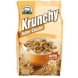 Barnhouse Krunchy - Cereale crocante cu ovaz 600 gr