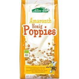 Allos Cereale expandate din amarant cu miere, 300 gr