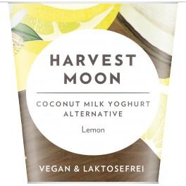 Harvest Moon Iaurt cu lapte de cocos si lamaie 125 gr