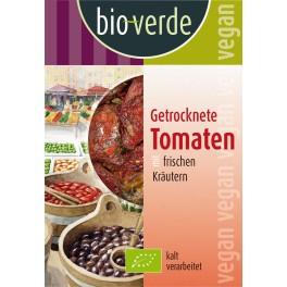 Bio-verde - rosii uscate cu mirodenii, 130 gr