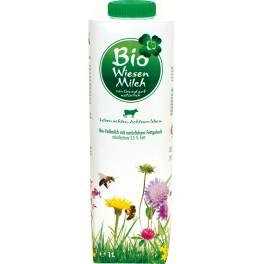 Bio Wiesenmilch - Lapte proaspat, 1L