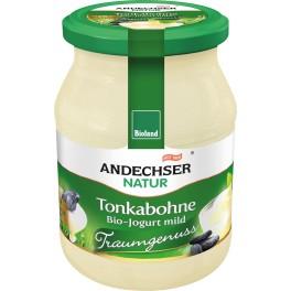Andechser Natur - Iaurt cu pastai de Tonka, 500 gr